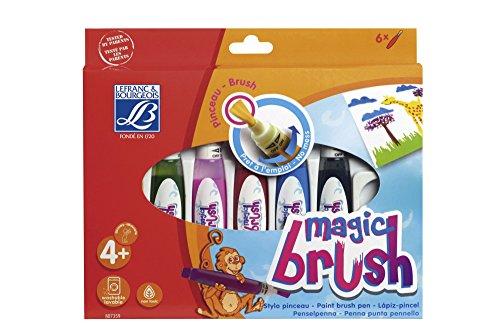 Lefranc & Bourgeois Boite Magic Brush Assortiment de 6