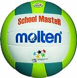 Molten Beachvolleyball MBVSM, WEISS/BLAU/GELB, 5