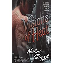 Visions of Heat (Psy/Changeling Series Book 2) (English Edition)