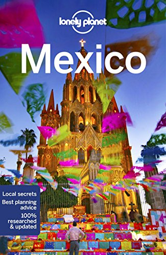 Lonely Planet Mexico (Travel Guide) por Lonely Planet