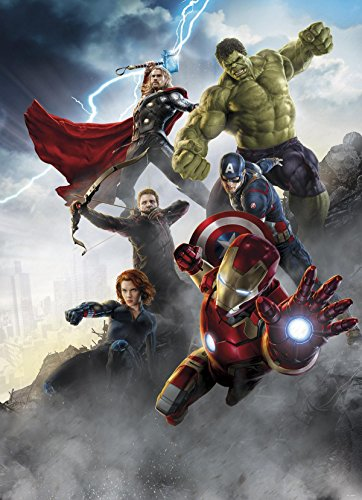 - Avengers - Age of Ultron
