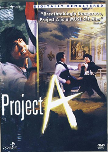 Project A [DVD] (2007) Jackie Chan, Sammo Hung Kam-Bo, Biao Yuen (Jackie Chan Project A)
