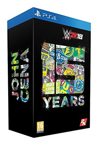 WWE 2K18: Edición Cena (PS4)