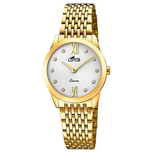 Lotus Minimalist 18477/1 Wristwatch for women Design Highlight