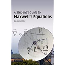 A Student's Guide to Maxwell's Equations (Student's Guides) (English Edition)
