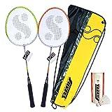 #5: Silver's SB-770 COMBO2 Badminton Kit