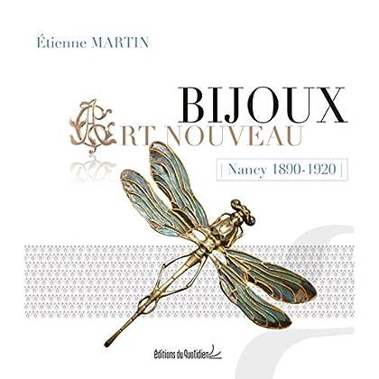 Bijoux Art Nouveau : Nancy 1890-1920