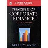 Principles of Corporate Finance: Student Study Guide by Richard A. Brealey (1999-08-01)