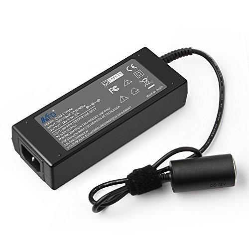 KFD Ladegerät 12V 10A KFZ Netzadapter 120W AC-DC Netzteil Spannungswandler Gleichrichter Converter Wandler 220V auf 12V 100-230/240V Auto Zigarettenanzünder Stromwandler Ladeadapter Netzgleichrichter