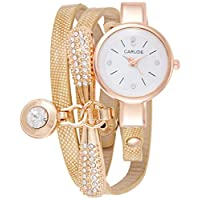 Carude Casual Watch Analog Display for Women GBWW