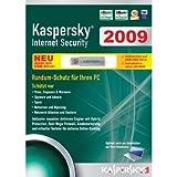 Kaspersky Internet Security 2009 mit 2 GB USB-Stick