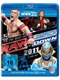 WWE - Best of RAW & Smackdown 2011 [Blu-ray]