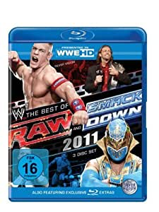 Wwe-Best of Raw & Smackdown [Blu-ray] [Import allemand]