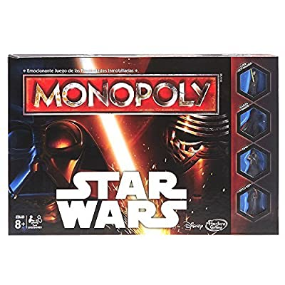 STAR WARS b0324103 – Monopoly Star Wars [Parent]