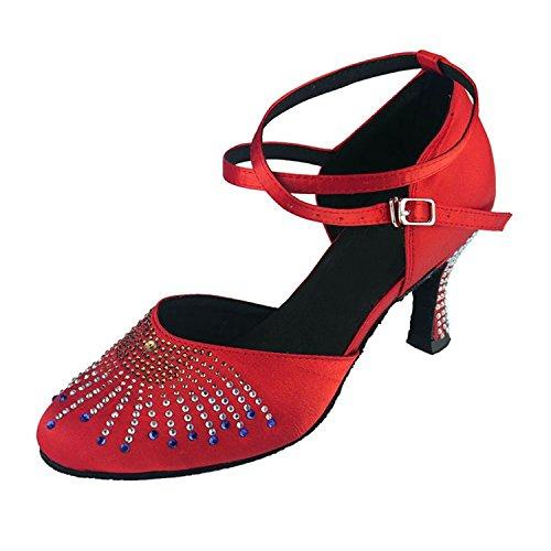 Miyoopark , Salle de bal femme Red-7cm heel