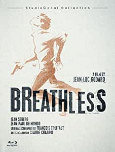 Breathless (Studio Canal Collection) [Blu-ray] [1961]
