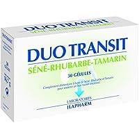 Laboratoires Ilapharm - Duo Transit- Plantes, Vitamines, Minéraux - Constipation Occasionnelle - Boîte De 30 Comprimés