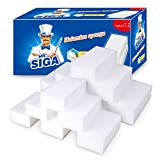 MR. SIGA Melamine Sponge, 12 x 6 x 3cm, Pack of 12