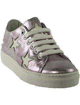 Pinoccio | HIP Sneaker | Schnürschuh | Stern - lila