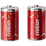 Eveready Heavy Duty 1050 R20 Battery Pack Of 2