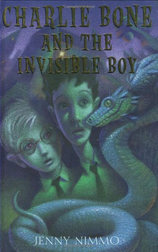 Children of the Red King #3: Charlie Bone and the Invisible Boy por Jenny Nimmo