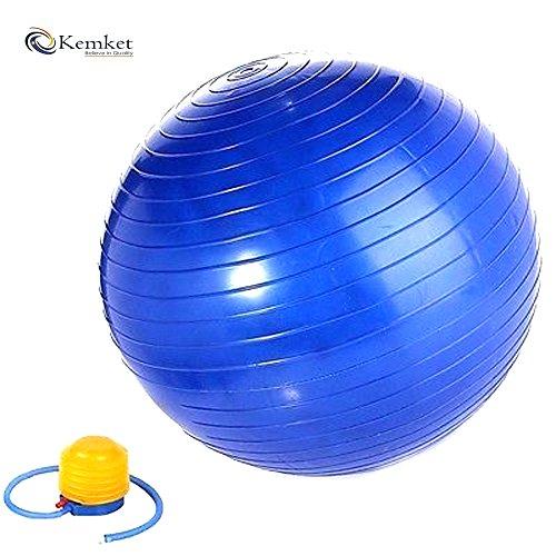 Bola del ejercicio Kemket masaje Yoga