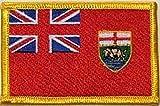 U24 Aufnäher Manitoba Aufbügler Patch