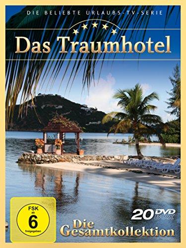 Das Traumhotel - Die Gesamtkollektion - alle 20 Folgen der Serie in einer Box [20 DVDs]