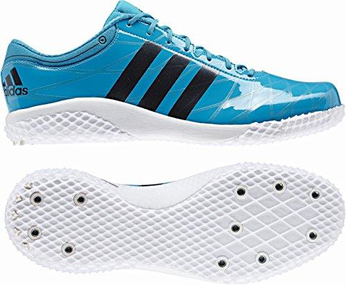 Adidas Adizero High Jump ST Pique - solblu/black1/runwht
