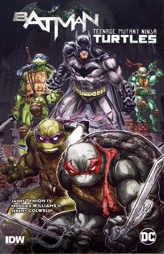 Batman/Teenage Mutant Ninja Turtles Vol. 1 (Ninja Augen Turtle)