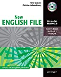 New English File: Intermediate: Multipack B: Six-Level General English Course for Adults
