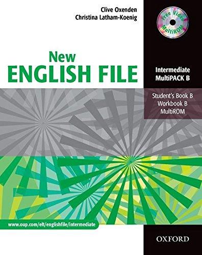 New English File Intermediate. MultiPack B: Multipack