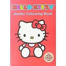 Alligator prodotti 1480/Hkjc Hello Kitty Jumbo libro da colorare