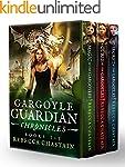 Gargoyle Guardian Chronicles, Books 1-3