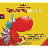 Der kleine Drache Kokosnuss - Hörspiele: Der kleine Drache Kokosnuss - Schulfest auf dem Feuerfelsen - Der kleine Drache Kokosnuss und die Wetterhexe  - (Hörspiel Sonderausgaben, Band 1)