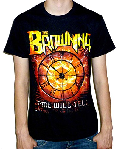 The Browning - Time Will Tell T-shirt Schwarz