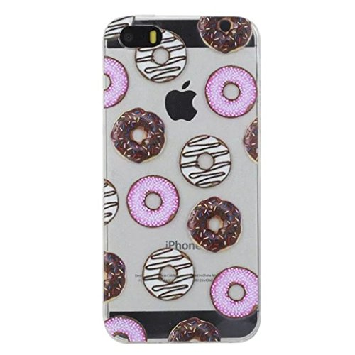 MYTHOLLOGY iphone 5s Coque - Ultra Mince Silicone Coque Protection Etui Housse Coque iphone 5 /iphone 5S /iphone SE LSTT TTQ