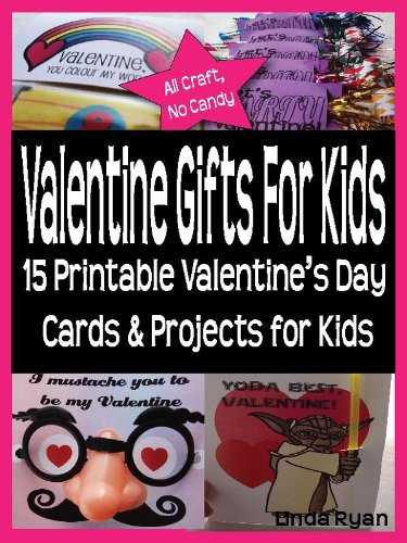 Valentine Gifts For Kids (English Edition)