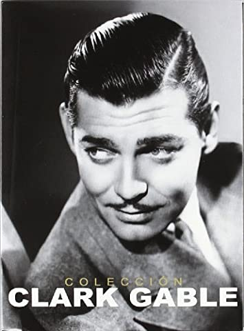 Essential Classics: Clark Gable - Strange Cargo (1940) / China Seas (1935) / Band Of Angels (1957) / Across The Wide Missouri (1951) / San Francisco (1936) - Official WB Region 2 PAL 5-DVD Box Set