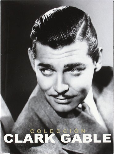 1936 Clark Gable (Essential Classics: Clark Gable - Strange Cargo (1940) / China Seas (1935) / Band Of Angels (1957) / Across The Wide Missouri (1951) / San Francisco (1936) - Official WB Region 2 PAL 5-DVD Box Set)