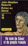 Echec au Sénat