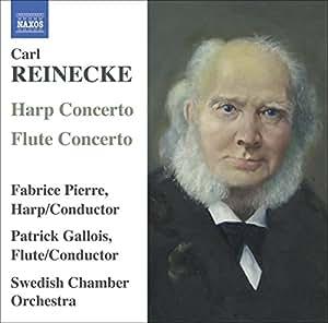 Reinecke: Harp Concerto: Flute Concerto