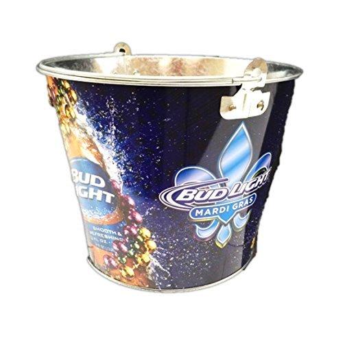 bud-light-mardi-gras-metal-ice-bucket-by-budweiser