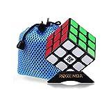 Roxenda Aolong est le meilleur tout autour de speedcube sur le marché. Ce qui le rend si spécial est la combinaison imbattable de vitesse, la stabilité, et le coin de coupe qu'il offre. coupe d'angle incroyable, rotation rapide et une excellente stab...