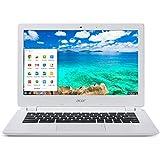 Acer CB5 15.6 inch Chromebook Laptop - White