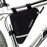 broadroot Wasserdicht Dreieck Fahrrad Front Tube Rahmen Tasche Satteltasche