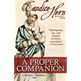 A Proper Companion by Candice Hern (2012-08-27)