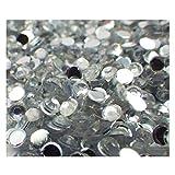 Sepkina 10000Brillantes Brillantes Brillantes Hotfix Hot Fix Piedras Parches termoadhesivos Crystal Diseño
