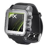 atFoliX Bildschirmfolie für Simvalley-Mobile AW-420.RX/AW-421.RX Spiegelfolie, Spiegeleffekt FX Schutzfolie