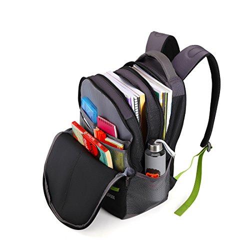 655d76f2984ba4 ... American Tourister 32 Ltrs Black Casual Backpack (AMT Fizz SCH Bag 02 -  Black) ...